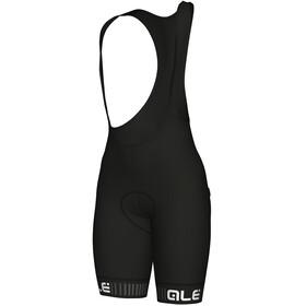 Alé Cycling Solid Traguardo Bibshorts Women black-white